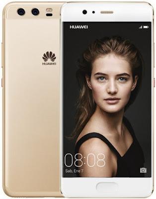Huawei P10 oro