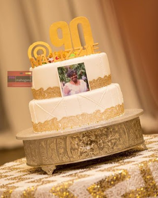 Birthday Cake Images For Maa : Ogbeta.org: See How Young This Ghanaian Woman Looks as She ...