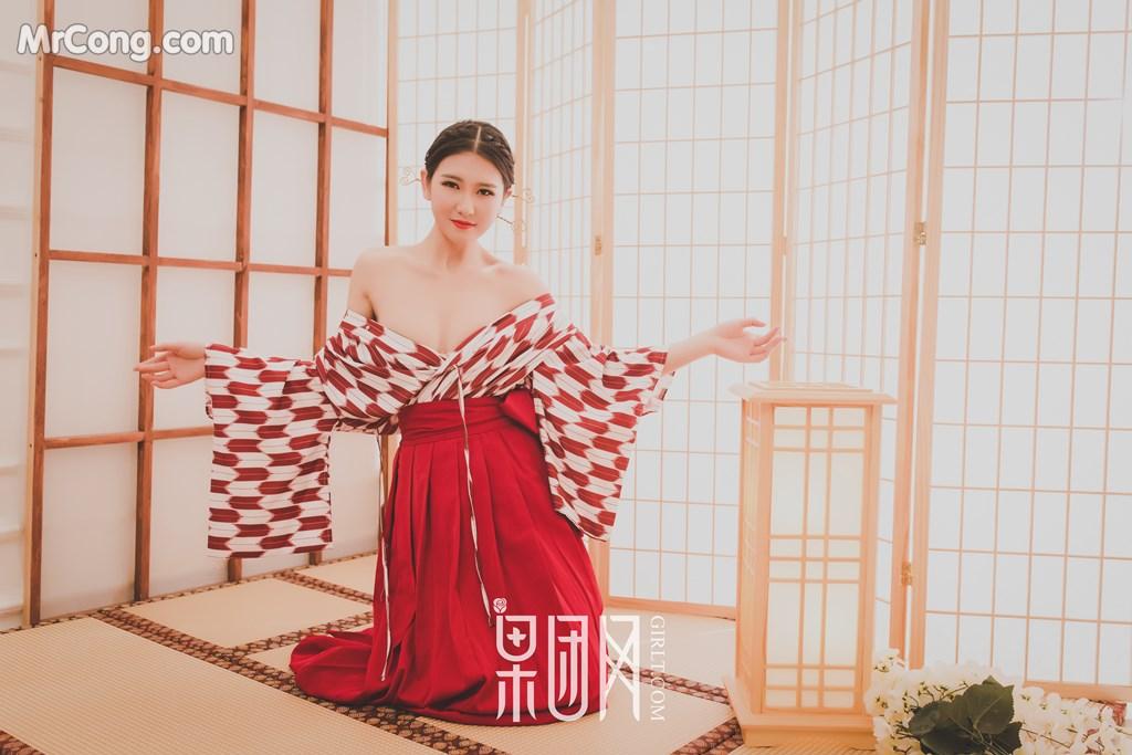 Image GIRLT-No.115-MrCong.com-010 in post GIRLT No.115 (51 ảnh)