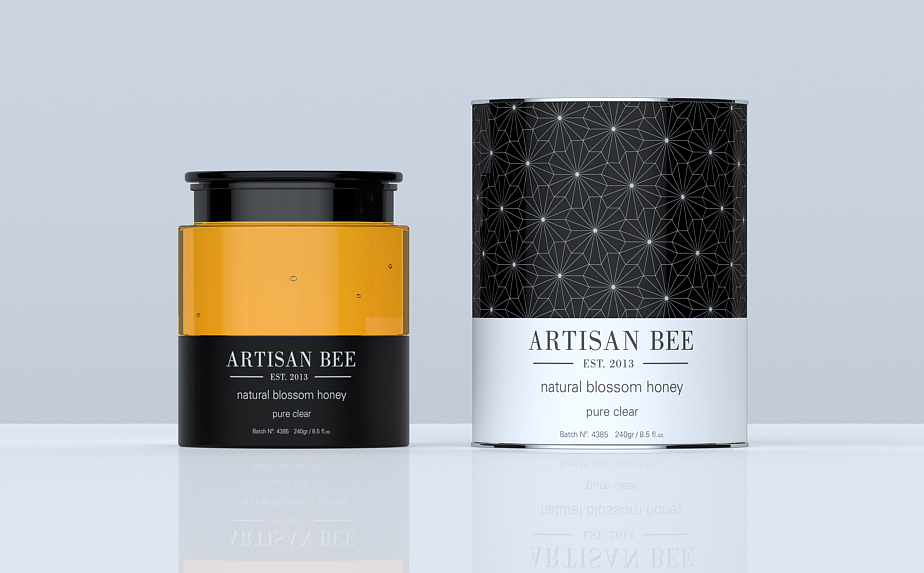 Artisan Bee On Packaging Of The World Creative Package