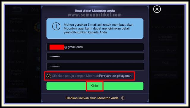 [Tutorial] Cara Bind / Kaitkan Moonton Account - Bahasa Indonesia