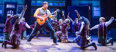 Theatre Review: School of Rock The Musical - New London Theatre ✭✭✭✭