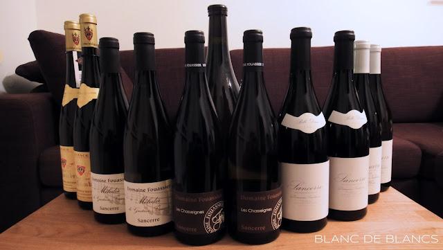 Viiniä matkalta mukaan  - www.blancdeblancs.fi