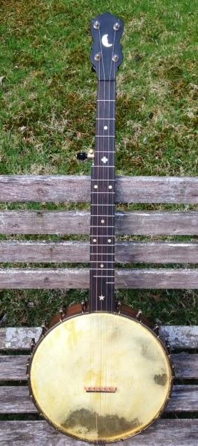 Crane Banjos: Banjo #009