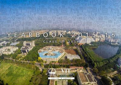 VIT University's Yearbook 2015-16