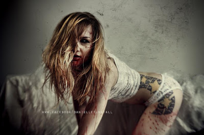 Horror Art Danielle Tunstall