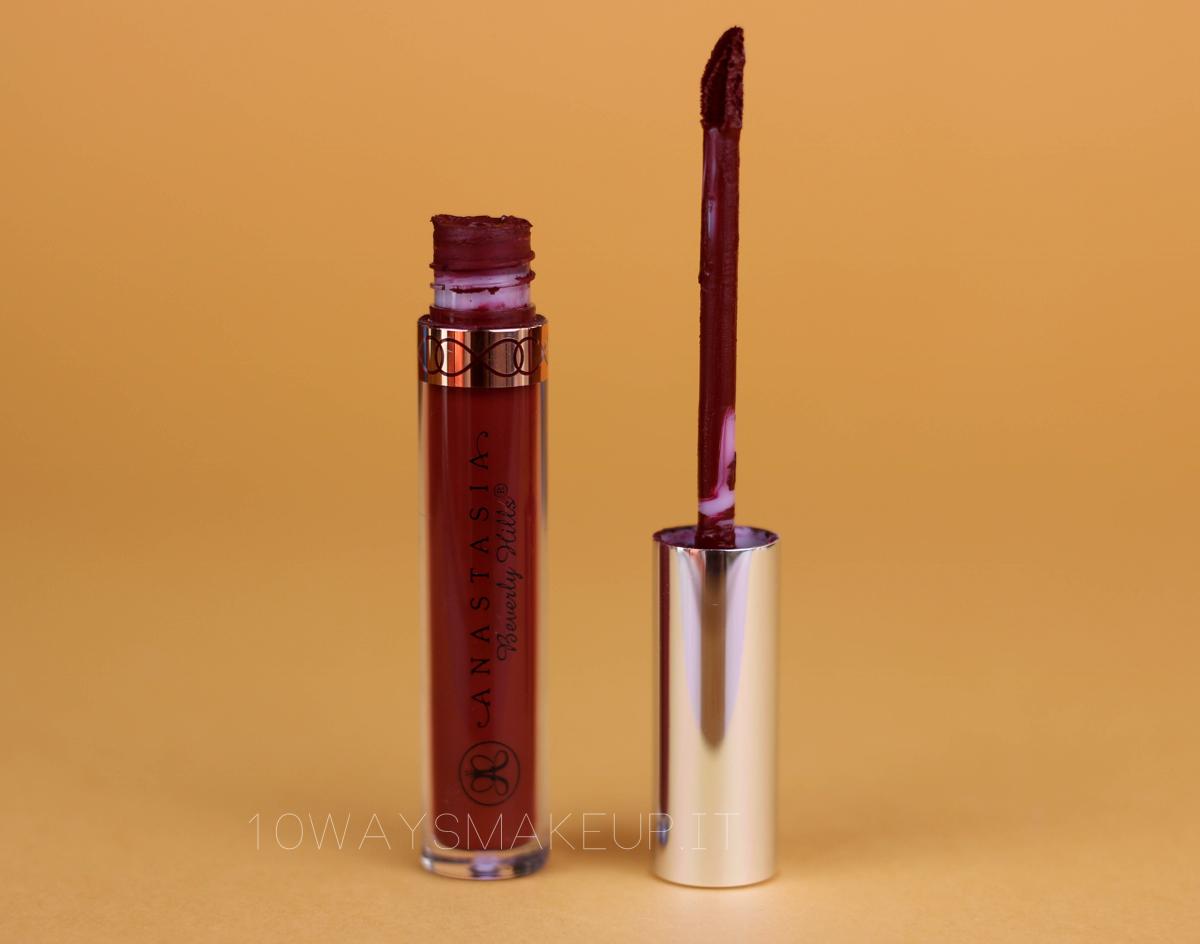 anastasia liquid lipstick heathers