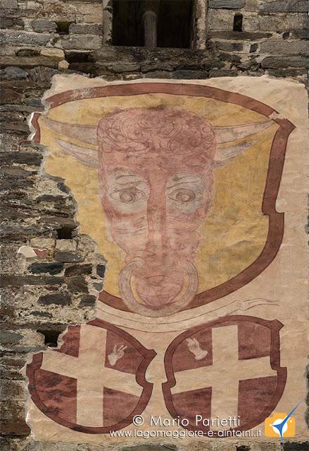 San Carlo a Negrentino, campanile