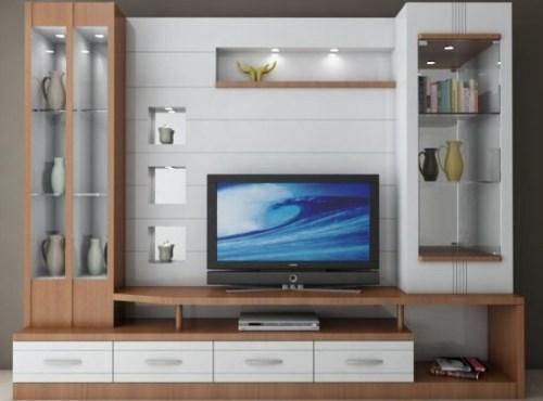 Gambar Meja Tv Minimalis modern yang cocok untuk ruang keluarga