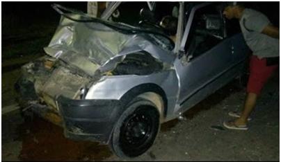 Colisão de carro com caminhão mata homem de 33 anos em Ouricuri – PE