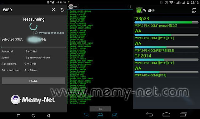 Apply Wi-Fi penetration no ROOT to Android