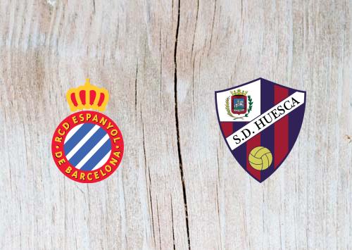 Espanyol vs SD Huesca - Highlights 22 February 2019