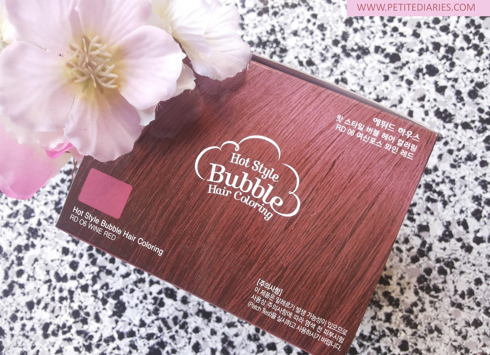 etude hair color