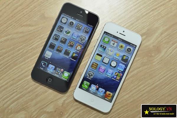 """Sau đây là thông số cơ bản về cấu hình của iPhone 5 lock. Kích thước: 123.8  x 58.6 x 7.6 mm. Trọng lượng: 112(g) Màn hình: DVGA, 4.0"""", 640 x 1136 pixels"""