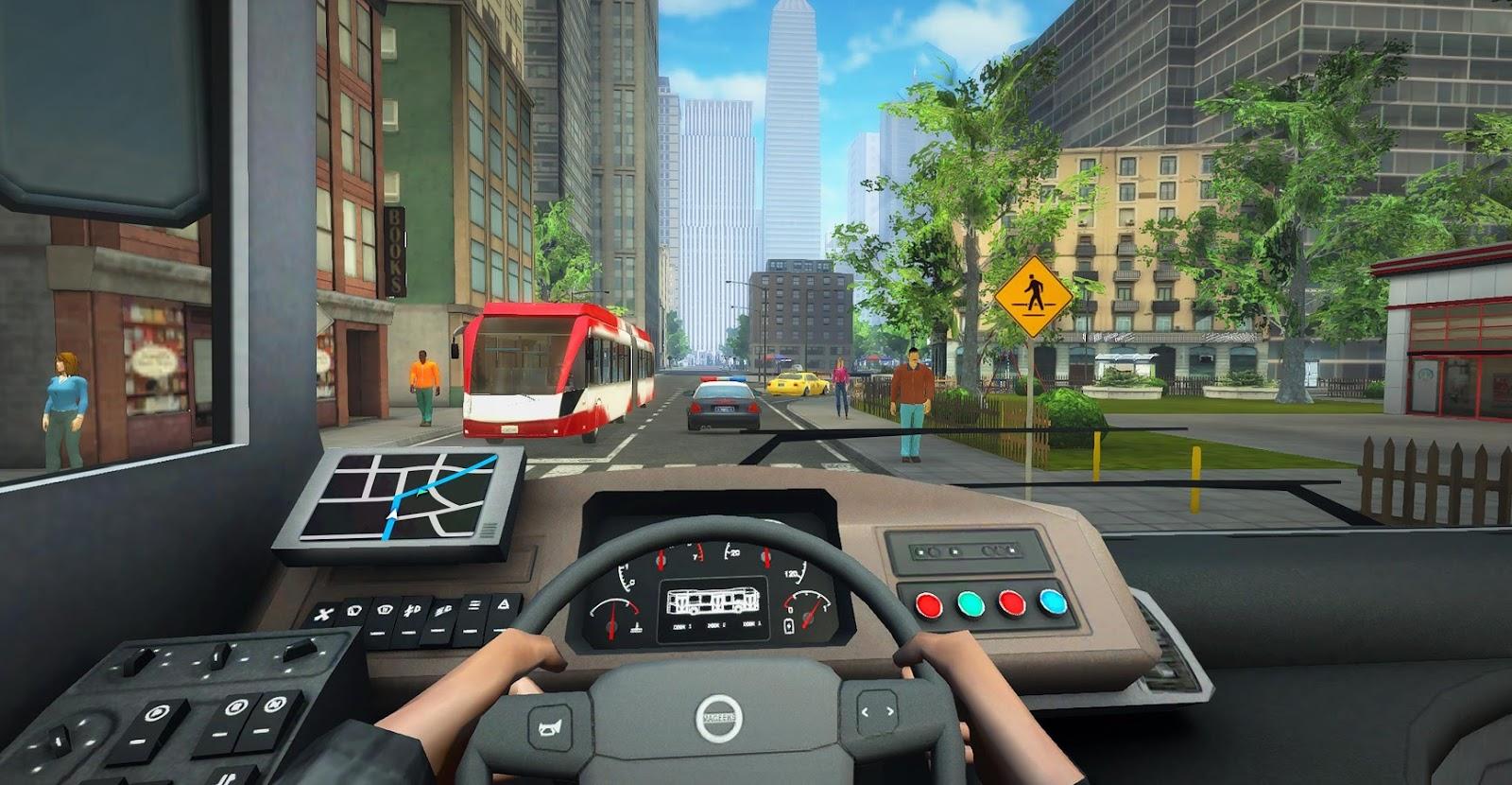 Bus Simulator PRO