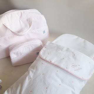 Embarazo: Maleta de clínica para el bebé