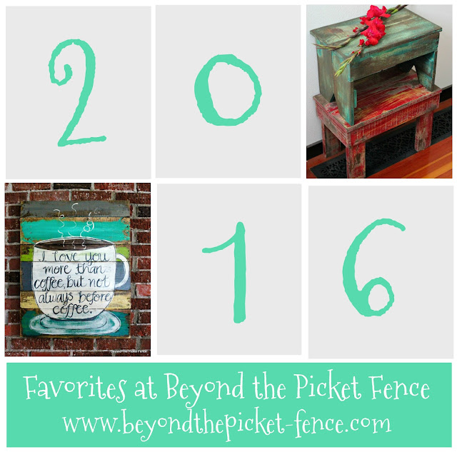 favorite posts, beyond the picket fence, 2016 in review, reclaimed wood, https://goo.gl/wdYz0C