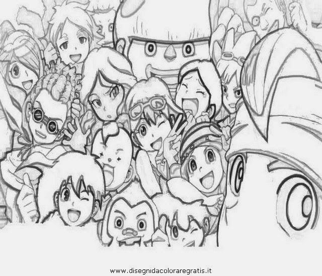Inazuma eleven disegni da colorare for Immagini inazuma eleven go da colorare