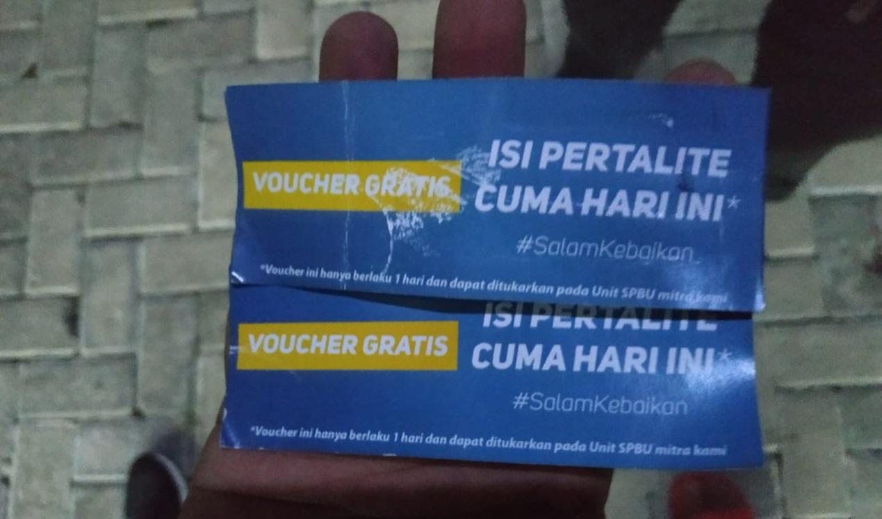 Masa Tenang, Bawaslu Bone OTT Voucher BBM Dugaan Milik Oknum Caleg Provinsi Sulsel