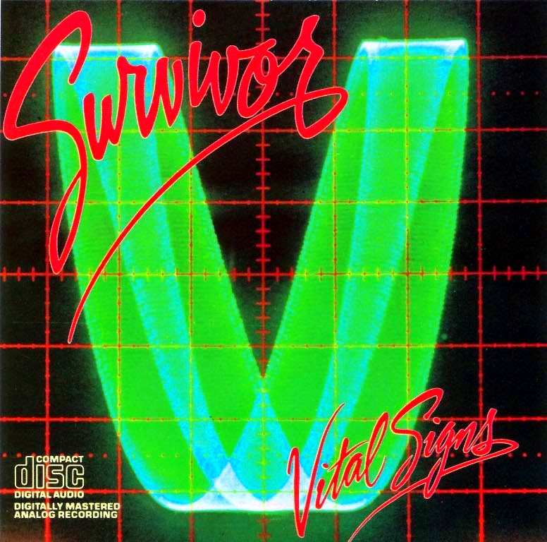 Survivor Vital signs 1984 aor melodic rock