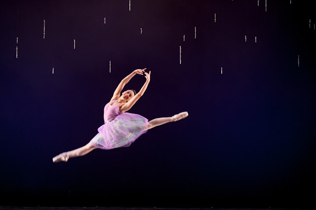 usf, fall dance concert, lauren banawa, costume designer, lilac fairy, sleeping beauty
