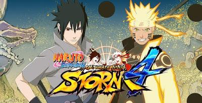 Wow, Sekarang Naruto Shippuden Ultimate Ninja Storm 4 Bisa Dimainkan Di Android. Unduh Sekarang !!!