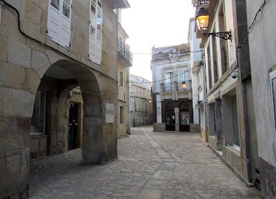 Calles de Muros