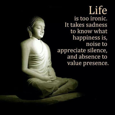 Thoughts Of Buddha About Life