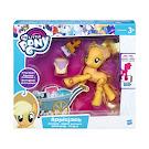 My Little Pony Posable Figures Applejack Brushable Pony