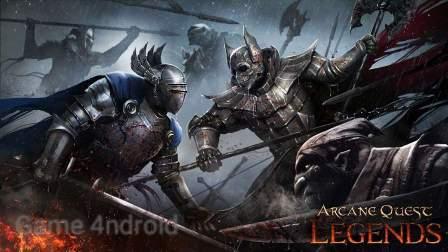 Arcane Quest Legends MOD APK 1.2.8 Acts Unlocked