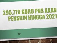 Rekrutmen Guru PNS 2018 Menggantikan 295.779 Guru PNS Habis Masa Jabatan