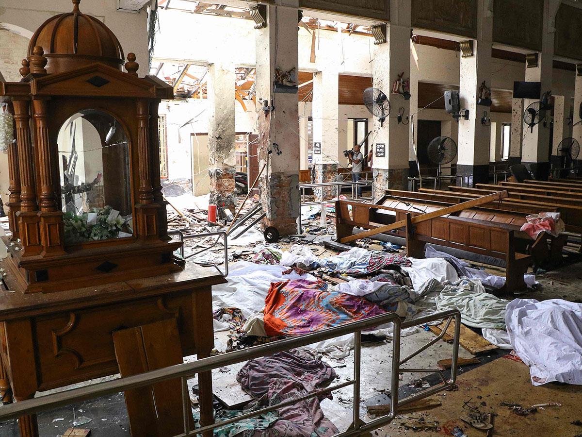 After 8 Bomb Blast Sri Lanka's New Development