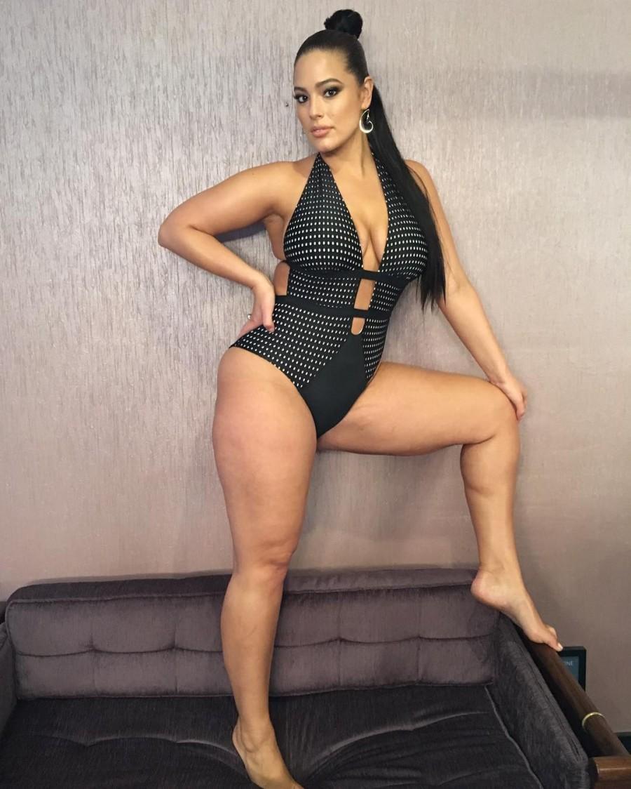 Ashley Graham Bbw Big Beautiful Woman