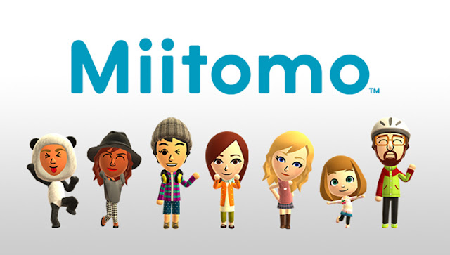 تطبيق Miitomo