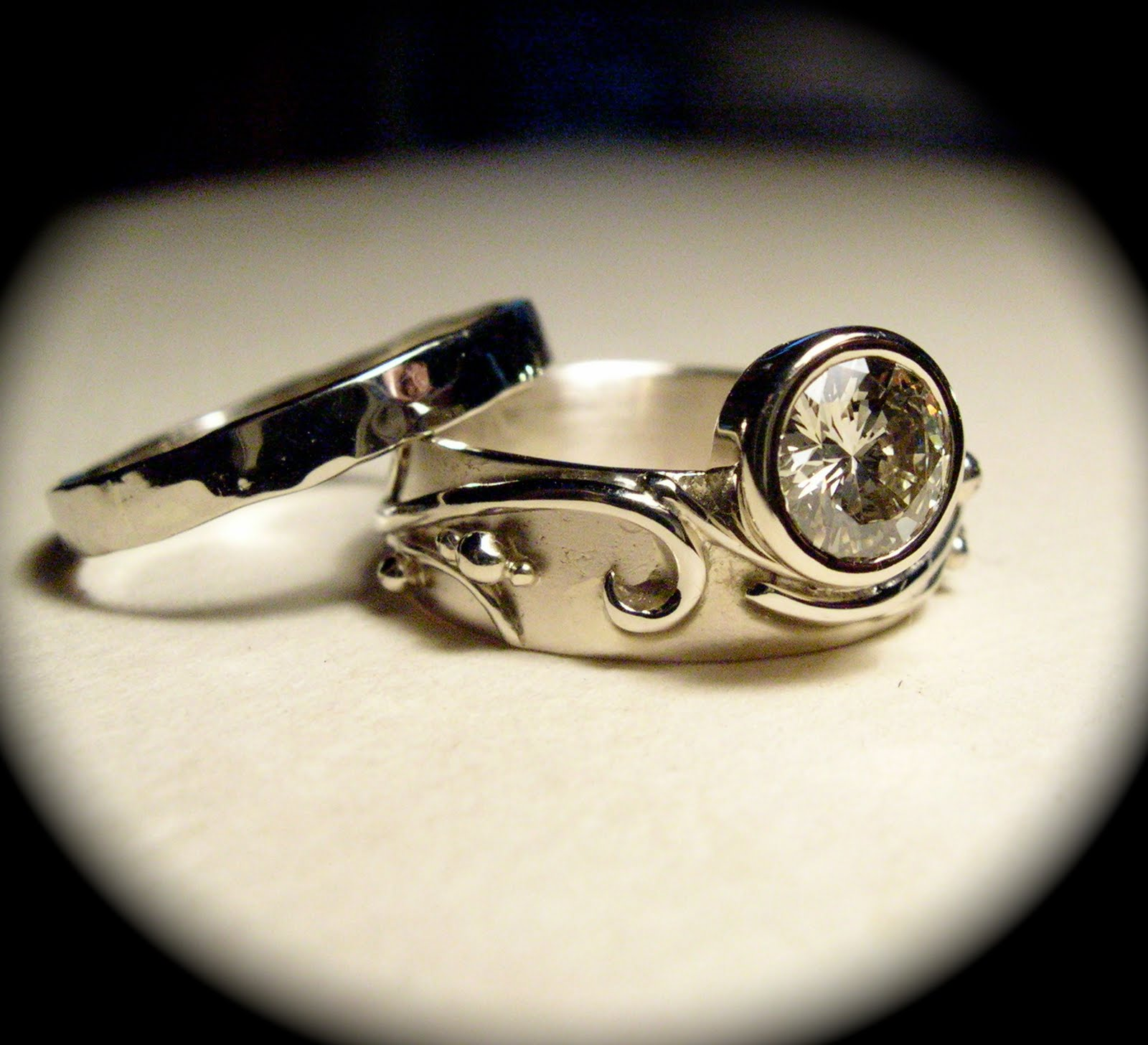 Copyright Laura Guptill Jewelry Designs Email Thisblogthis: Handmade Wedding Bands New Hshire At Websimilar.org