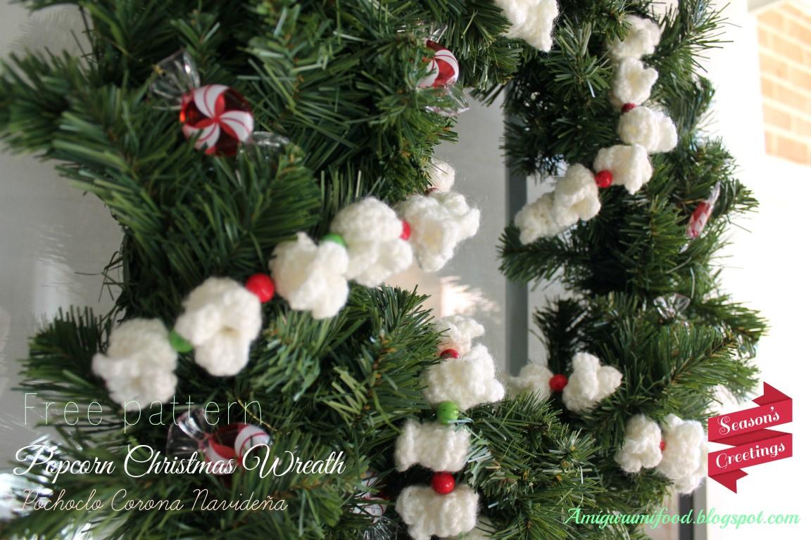 Version Amigurumi Corona de adviento...para recibir la navidad | 768x1152
