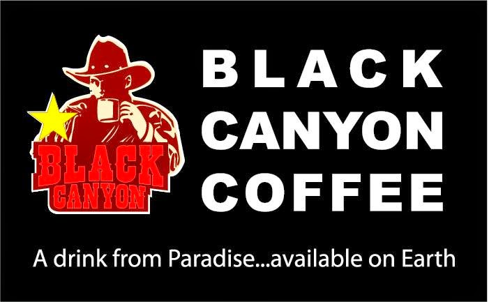 Black Canyon Coffee - A Must Try!