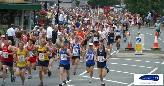 allenamento per la 30 km corsa