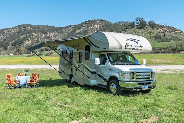 C 22-24 Road Bear autocamper med plads til 5 personer