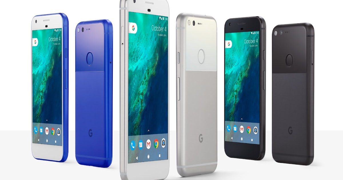 Google Pixel, Pixel XL officially announced, pre-order