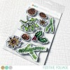 Create A Smile FESTIVE FOLIAGE Clear Stamps