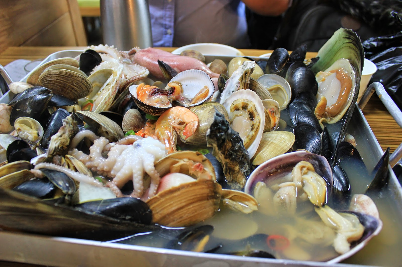 Busan Seafood Restaurant