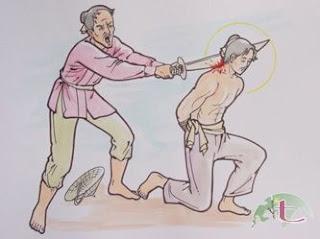 VHTK Thánh Ðaminh Nhi, giáo dân, ngày 16.6