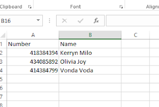 How to separate firstname & lastname in Excel