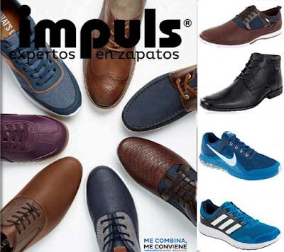 catalogo zapatos impuls caballero