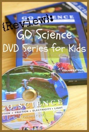 Go Science DVD Review