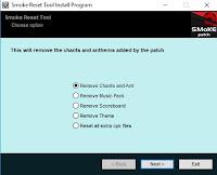 execo reset tool
