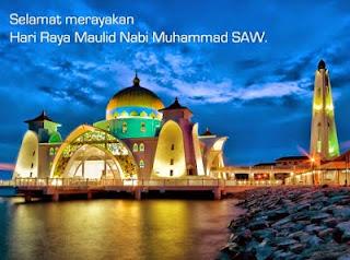 semua umat muslim juga selalu meniru perilaku nabi muhammad saw dalan setiap aspek kehidupan