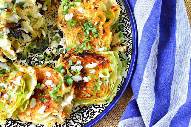 Pickled Onions, Grilled Cabbage and Avocado Sauce are perfect toppings for tacos. Take your pick! www.thisishowicook.com #tacos #avocados #cabbage