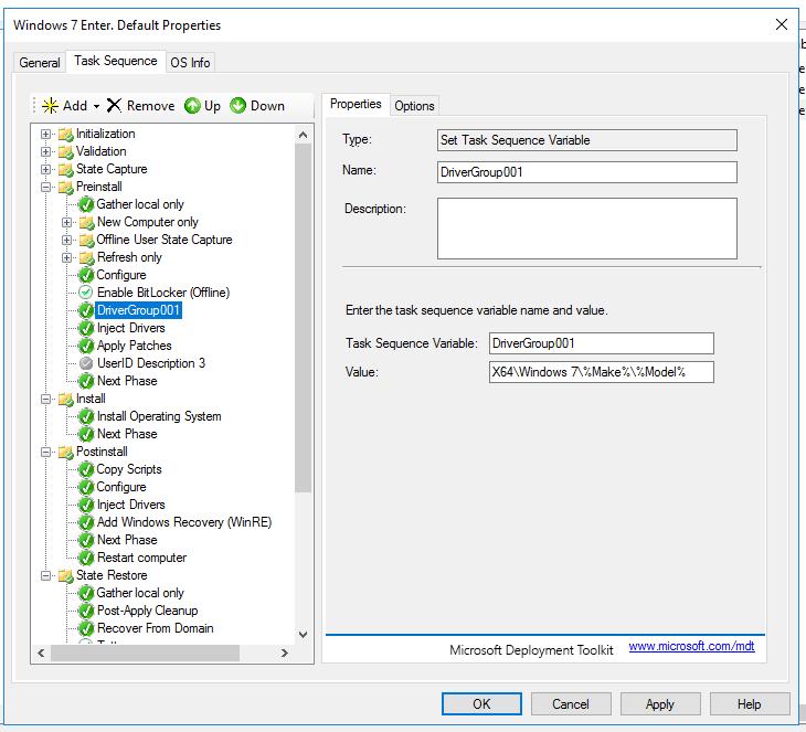 Eduardo Dias: Injetar Drivers com Microsoft Deployment Toolkit